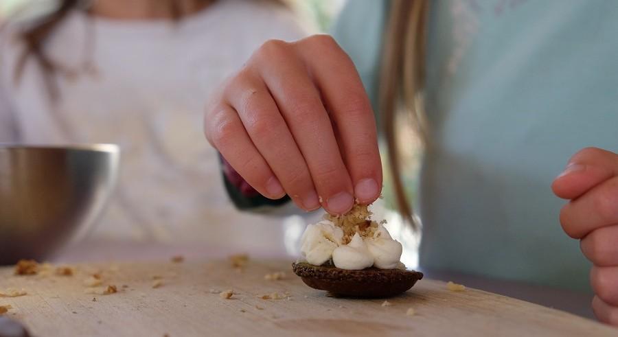 Mercredi des enfants spécial 80 ans noix de Grenoble