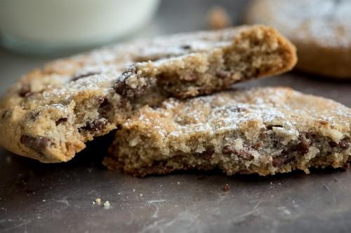 Cookies noix et chocolat intense