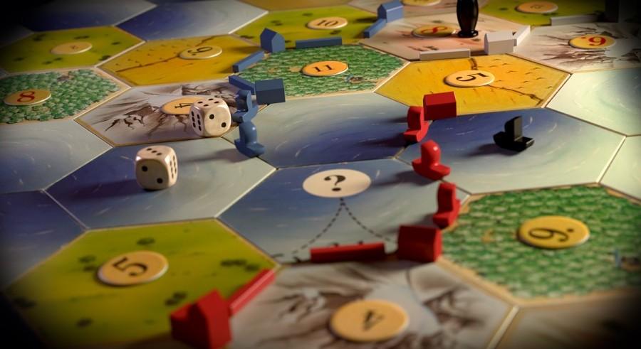 Soirée jeux « A vous de jouer ! »