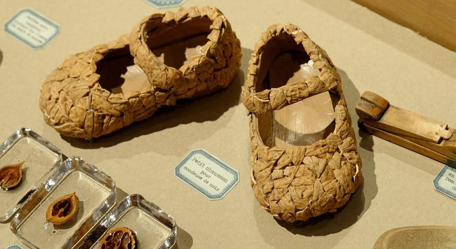 Chaussons en noix - Ch Huret