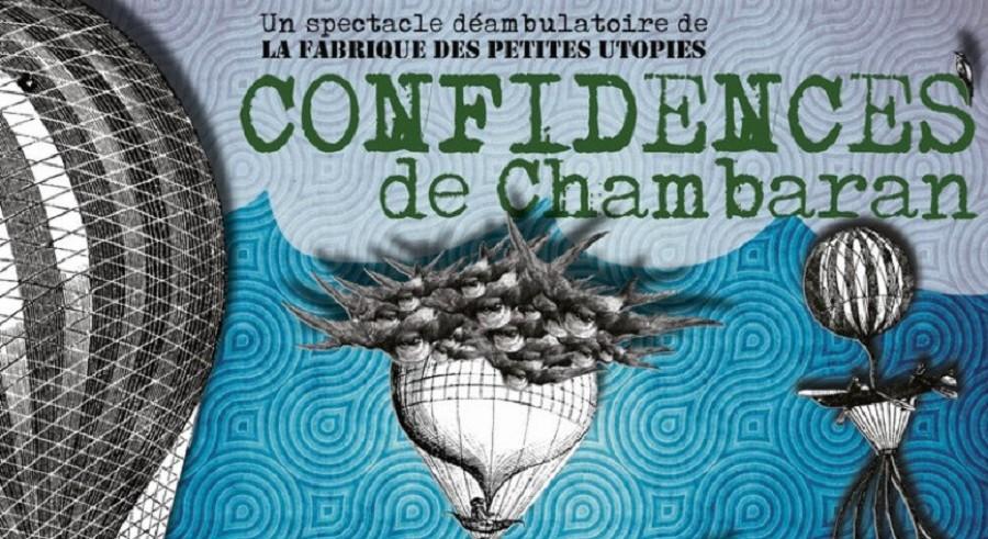 Confidences de Chambaran - La Fabrique des petites utopies